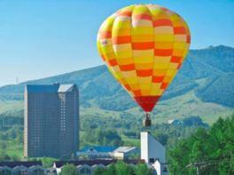 夏休み限定 熱気球(係留)フライト体験