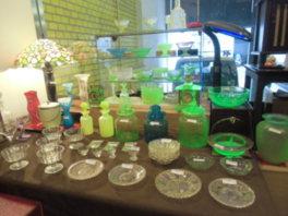 世界のウランガラス&和ガラス 一般公開展示会