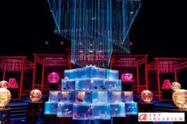 アートアクアリウム誕生10周年記念祭 アートアクアリウム展~大阪・金魚の艶~&ナイトアクアリウム