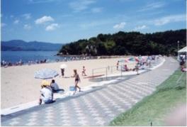 【海水浴】イマリンビーチ