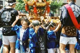 深川八幡祭り(富岡八幡宮例祭)