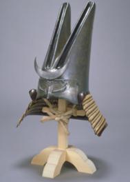 第3展示室 特集展示「戦国の兜と旗」