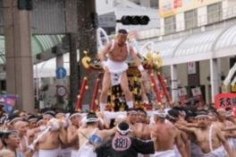 おぎおんさあ(祇園祭)