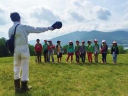 """子ども達の""""手""""で村を作る!「真夏のちびっこ開拓隊2016」"""