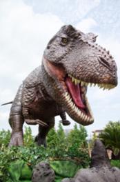 ノリタケの森に恐竜がやってきた4