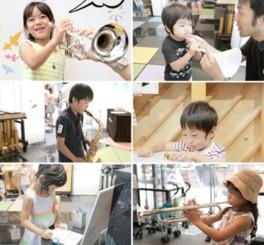 夏ラボ 夏休み親子で楽しむ楽器研究所 in ヤマハ銀座