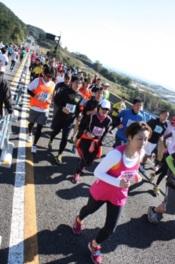 第5回新宮・那智勝浦天空ハーフマラソン大会
