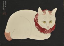 招き猫亭コレクション 猫まみれ展 –アートになった猫たち 浮世絵から現代美術まで–