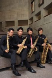ルシオールAKF秋色 フランサクソフォンカルテット~franc Saxphone Quartet~