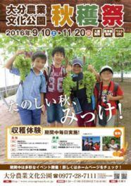 大分農業文化公園 秋穫祭