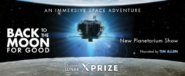 スペシャルプログラム「BACK TO THE MOON FOR GOOD」&MOONs」