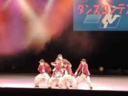四街道市文化センター ダンスコンテスト 2017