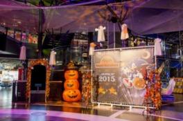 Happy Halloween 2016 in JOYPOLIS フォトスポット登場