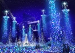 Caretta Illumination 2016 「カノン・ダジュール Canyon d'Azur  ~青い精霊の森~」