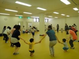 総合運動公園 親子体操教室(11月)