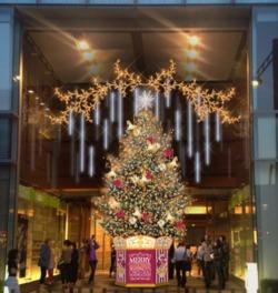MERRY MARRONNIER CHRISTMAS 2016