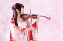 石川綾子 ヴァイオリンコンサート in 守山