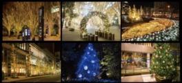 仙台トラストシティ「クリスマス&ウィンターイルミネーション」