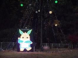 2016-2017 イルミネーション in 道の駅 池田温泉