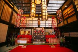 2017さげもん雛祭り(薬師温泉)