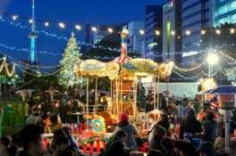 名古屋クリスマスマーケット2016