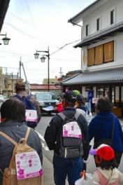 第11回信州須坂シルクと蔵のまち ツーデーウォーキング