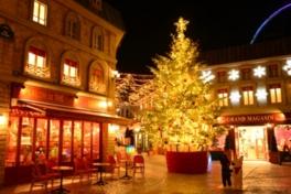 リサとガスパール タウンの星降るクリスマス