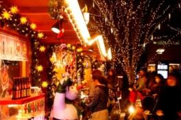 Sendai Winter Park クリスマスマーケット2016