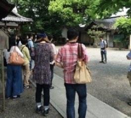 京都一周神社トレイル!参加者さんが主役の参加型ツアー!