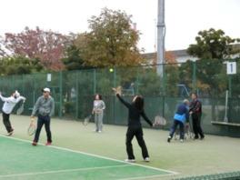 本牧市民公園テニス教室 第4期
