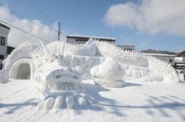 第35回いいやま雪まつり
