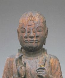 木×仏像(きとぶつぞう)-飛鳥仏から円空へ 日本の木彫仏1000年