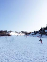 井川腕山スキー場オープン