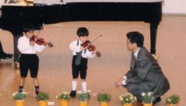 スズキメソードヴァイオリン小林クラス演奏会