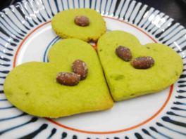 ~お茶の世界を味わおう~ 抹茶のクッキー作り