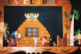 人形劇団クラルテ「しずかなおはなし」「ソーニャと森の魔女」