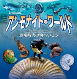 第68回企画展「アンモナイト・ワールド-恐竜時代の海へいこう-」