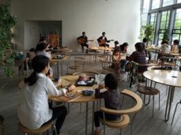 国営昭和記念公園「木の響き」ライブ(2月)
