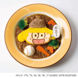 「おそ松さん×サンリオキャラクターズ カフェ」期間限定オープン