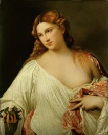 日伊国交樹立150周年記念 ティツィアーノとヴェネツィア派展
