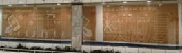 りんくういろどり冬祭り「大阪府立佐野工科高等学校、卒業記念作品展」