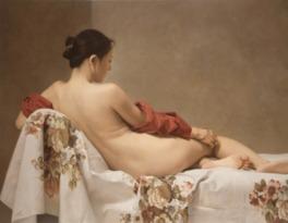 笠間日動美術館名品選 絵画に咲く女性たち