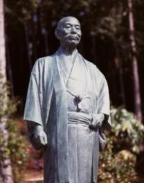 菊池武夫公との夜桜会