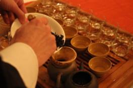 淹れ方飲み方も学べるランチ付き中国茶会