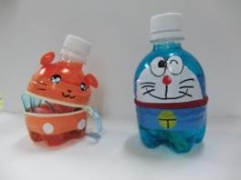 エコ工作体験「ペットボトルでエコな小物入れを作ろう」