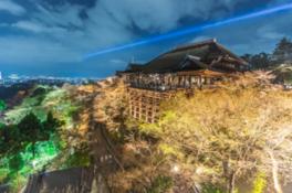 清水寺 夜の特別拝観(春)