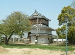 岡山城 月見櫓の特別公開