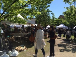 Go Green Market in Nagoya 2017