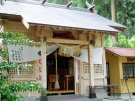 荒立神社夏季大祭