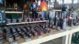 津軽金山焼 春の陶器祭り